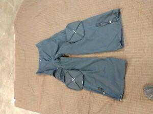 VTG 90s Macgear Baggy Rave Skater Phat Cargo Pants VERY RARE Mac Gear Jeans