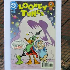 Looney Tunes DC Comics 84 January 2002 NEVER READ Porky Pig Daffy Duck Dodgers