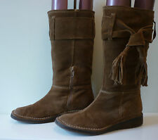 NINE WEST LADIES BOOTS SIZE  UK 3  EURO 36