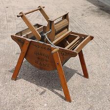 Antique Primitive Wood Wash Machine – Quick Easy Company Brand