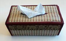 """Tissue Box Cover Dispenser Napkin Paper Holder Towel Rectangular 5 x 10 """""""