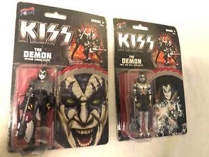 "KISS ""The Demon"" Simmons Psycho Circus Rock & Roll Over 2 Outfits Biff Bang Pow!"