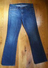 J. Crew Bootcut Jeans Stretch Denim Size 32x32