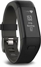 Garmin Vivosmart HR+ GPS Activity & Heart-rate Tracker - Black X-Large Band