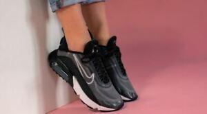 Nike Women's  Air Max 2090 Shoe Trainers CK2612 002  UK 5.5