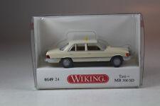 Wiking 014924 MB 300 SD Taxi, Neuware. (127)