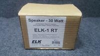 ELK Speaker & Stainless Steel Enclosure ELK 1RT 30 Watt