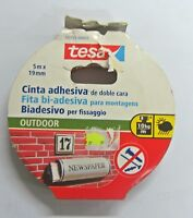 TESA 55751 00002 NASTRO BIADESIVO POWERBOND PER FISSAGGI ESTERNI MM 19 OUTDOOR