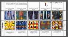 LIECHTENSTEIN - 2015 - 'dieMarke.li' (IV). Sheet, 10v. Mint NH