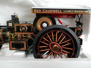 Midsummer Models The President Showmans Engine 1:24 scale Limited Edition BNIB