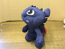 DREAMWORKS TOOTHLESS  HOW TO TRAIN YOUR DRAGON 2 PLUSH SOFT TOY