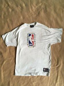 NBA - White Loungewear T-Shirt Size L - Large
