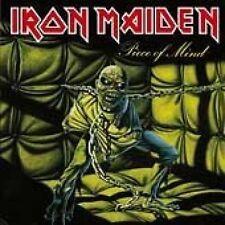 Iron Maiden Piece of mind (1983) [CD]