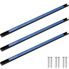3 x Magnetleiste Werkzeughalter Werkzeugleiste Halterung Magnet Werkzeug 60cm