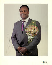 Joe Frazier Authentic Autographed Signed 8.5x11 Photo Beckett BAS #F87719