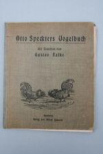 Gustav Falke - Otto Speckters Vogelbuch