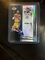 2019-20 Panini Black Box Lebron JAMES LAKERS