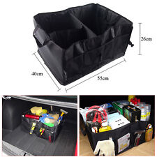 Car Trunk Storage Box  SUV Cargo Organizer Multi-purpose Foldable Tool Case Bag