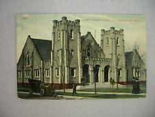 VINTAGE POSTCARD FIRST PRESBYTERIAN CHURCH IN ENID OKLAHOMA UNUSED 1911