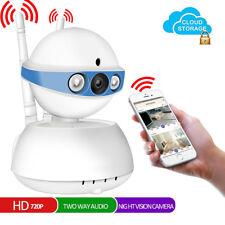 XPLUS  Wireless Wifi IP Security Camera Home Surveillance System Camera 720P
