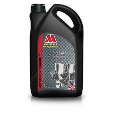 Millers Oils CFS NanoDrive 10W60 Fully Synthetic Motorsport Engine Oil (5L)