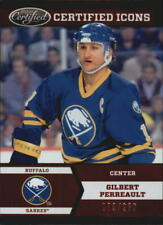 2012-13 (SABRES) Certified Icons #11 Gilbert Perreault /250