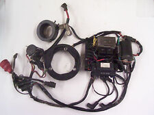 Ignition system for 50 HP Evinrude outboard motor 1995