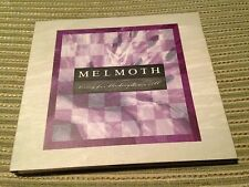 MELMOTH CD SYNTH POP ARGENTINA DIGIPACK