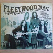 2CD NEW - FLEETWOOD MAC - LOVE THAT BURNS BLUES YEARS Rock Pop Music 2x CD Album