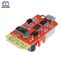 3W 3.7-5V Dual Plate DIY Speaker Modification Bluetooth Amplifier Module Board
