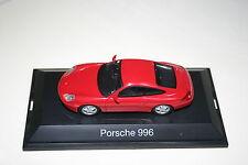 1/43 SCHUCO PORSCHE 996 GUARDS RED DIE CAST