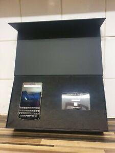 BlackBerry Porsche Design P'9983 - 64GB - Black (Unlocked) Smartphone