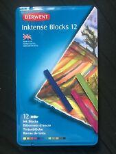 Derwent - Inktense Blocks - Tin Set Of 12