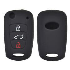 Silicone Car Key Cover Case For Kia Soul Venga Picanto Rio Sorento Ceed Sportage