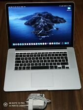 Apple MacBook Pro 15.4 inch i7 Laptop, 256GB - 8GB Ram Retina (June, 2012)