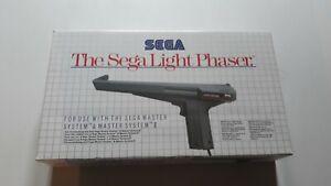 Sega Master System pistolet The light phaser en boîte