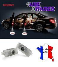 Projecteurs seuil de porte logo MERCEDES AMG CLA CLS 350 400 500 63 45 #1