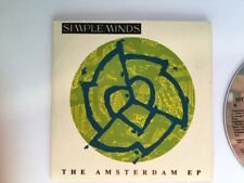 """Simple Minds - The Amsterdam EP - 3"""" CD Single"""