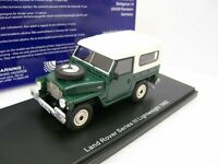 LAND ROVER SERIE III LIGHT 1982 - 1:43 BoS  BEST OF SHOW NEUF