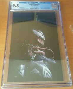 "Venom: First Host 1 Dell'Otto ""Virgin"" Edition CGC 9.8 1st appearance of Tel-KAR"
