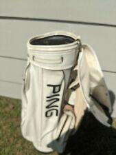 Classic Ping golf bag