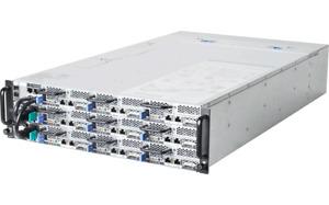 3U Quanta 9 node High Density Microserver S910-X31E 9x E3-1270 v3  288GB RAM