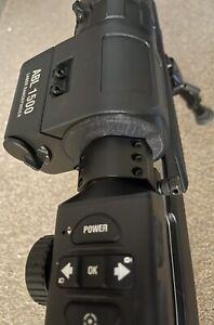ATN x-Sight 4K pro & THOR 4 ABL Re-locator Relocator Adaptor spacer Scope mount
