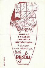 Buvard Vintage Voile Rhodia