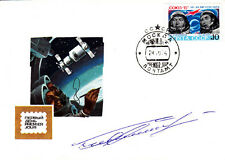 Sojus 15 Space cover Signed G Sarafanov Russian cosmonaut on Sojus  15
