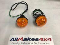 Allmakes 4x4 Land Rover Series 3 Rear Indicator Lights RTC5524  X 2