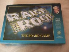 Raise the Roof The Board Game Based on Yorkshire TV Show 1995