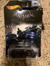 2014 Hot Wheels BATMAN Arkham Knight Bat mobile 6/6 Molded Blister)