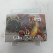 FFG Battlelore Second Edition Board Game Great Dragon Reinforce Pack OOP NEW
