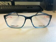 NEW TAKUMI TURBOFLEX TK958 Blue 55/16/140 Eyeglasses